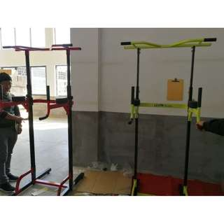 Chin up Pull up Alat Gym Bentuk Otot Tangan Alat Olahraga Custome