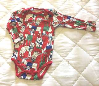 Baby romper for 6 months old
