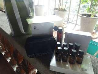 Essential oils (whole set, pure oils)