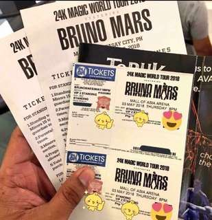Bruno Mars 24k World Tour May 3, 2018 - Day 1