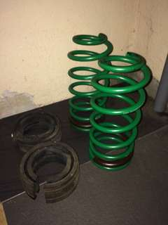 TEIN spring for civic FD2