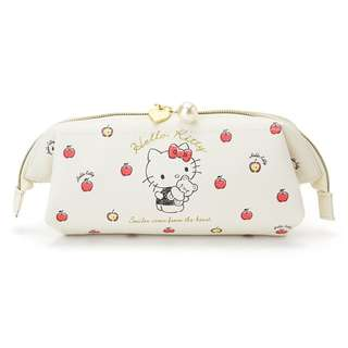 Japan Sanrio Hello Kitty Pen Case (apple)