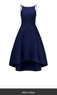 Forever new Lexi Structured dress RRP $199 size 12