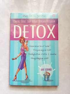 Buku Diary Detox 30 Hari