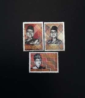 Malaya 1969 Solidary Week 3V Used Set (0419)