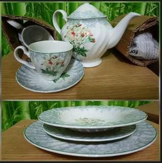 Dinner set porcelainware