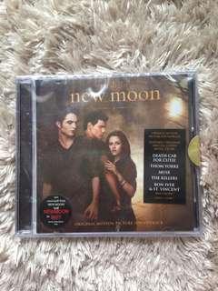 The Twilight Series: New Moon Soundtrack CD
