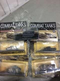 Combat tank (over 60types)