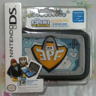 Nintendo DS Case Penguin Theme