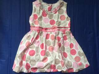 Robby Rabbit Dress for 2-4 yrs old
