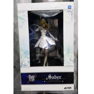 Fate/Stay Night - TYPE MOON -10th Anniversary- - Saber - 1/7 - Dress ver. (Alter)