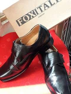 🚚 方頭皮鞋
