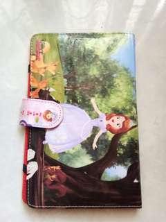 Sarung Hp Tablet buka tutup Disney