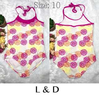 Branded Kids Teens One Piece Swimsuit KA9