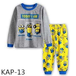 I am awesome Minions Pajamas