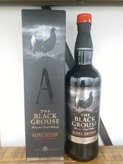 威雀 The Black Grouse whisky 700ml 威士忌
