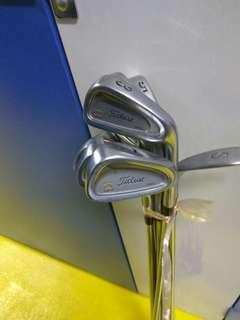 Titleist 981 golf clubs irons set