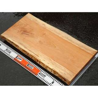 Japan Solid Wood Cherry (for Cooking/ Cutting/ Work/ Stool Chair/ Small Table Top & etcs)