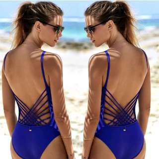 One-piece monokini Medium