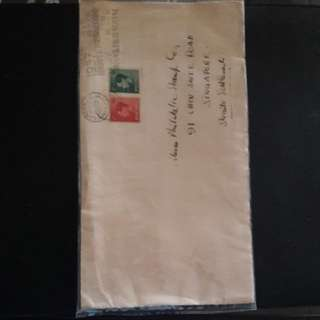G.Ba1937 Pte First Day Cover