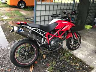 Ducati Hypermotard 796  2010 cbu