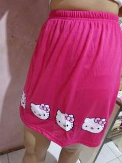 Skort / celana rok hello kitty