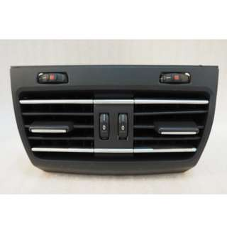 ORIGINAL USED BMW F02 7 SERIES 2010 REAR CENTER LOUVER AIR VENT 9118249 #1115