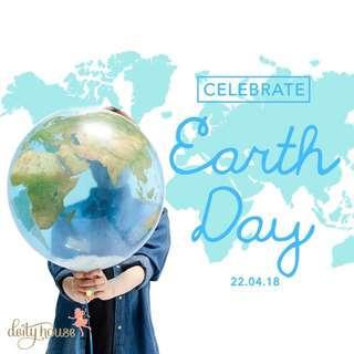 Earth Balloons