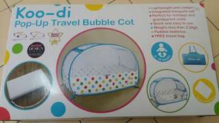 Travel Bubble Cot