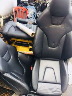 Audi s4 seat
