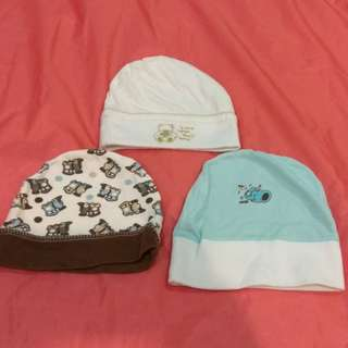 New Born Baby Hats