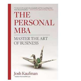 Ebook- The Personal MBA: Master the Art of Business