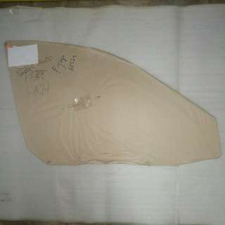 PROTON PERSONA FRONT DOOR GLASS LH OR RH GENUINE PART