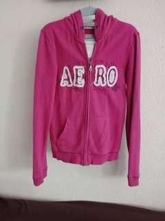 Jacket with hoodie