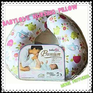 Babylove Preloved Nursing Pillow