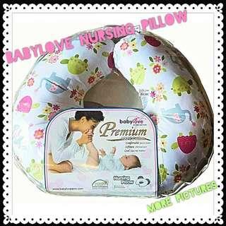 Babylove Preloved Nursing Pillow
