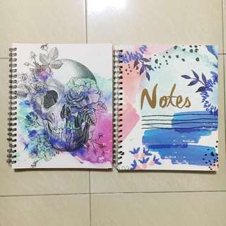 Typo A5 notebooks