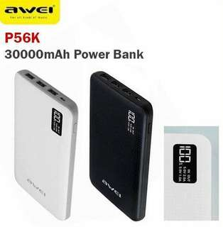 AWEI 30000mAh power bank
