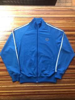 Fred Perry Twin Tape Track Jacket