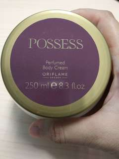 Posses Perfumed Body Cream