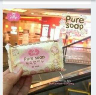 Pure soap by jellys thailand
