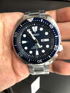 Seiko SRP773K1 潛水款機械錶 全新未使用 藍色圈