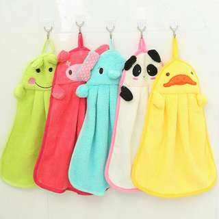 Character Hand Towel