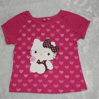 Hello kitty Blouse Top for kids