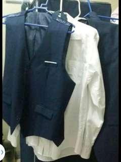 H&M complete set suit
