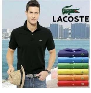 Men's Lacoste Polos (plz read description)