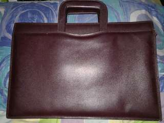 Genuine Leather File Case