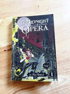 A Midnight Opera volume 1