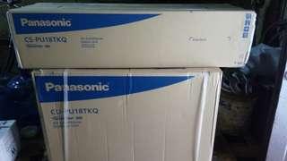Panasonic split type 1.0hp inverter