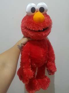 BONEKA ELMO Size Big original USS